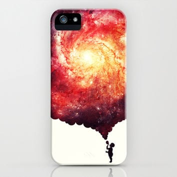 The universe in a soap-bubble! iPhone & iPod Case by badbugs_art | Society6