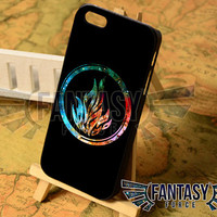 Dauntless Logo Galaxy for iPhone 4/4s/5/5s/5c - iPod 4/5 - Samsung Galaxy s3i9300/s4i9500 Case