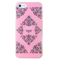 Candy Color Semi Sheer Phone Shell Case for Iphone5/5s