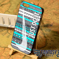 Nike JustDoIt Aztec for iPhone 4/4s/5/5s/5c - iPod 4/5 - Samsung Galaxy s3i9300/s4i9500 Case