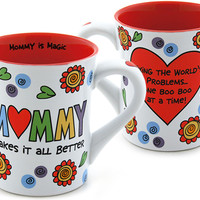 MOMMY MAKE IT ALL BETTER MUG - Best Mother's Day Gift!