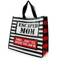 ESCAPED MOM TOTE