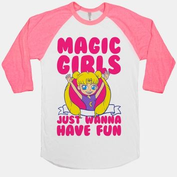 Magical Girls Just Wanna Have Fun