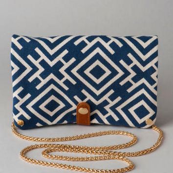 SPOKANE PRINTED CROSSBODY