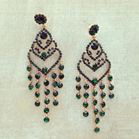 Grand Basilica Earrings
