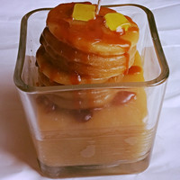Pancakes and Maple Syrup Gourmet Jar Candle