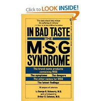 In Bad Taste: The MSG Syndrome (Signet) [Paperback]