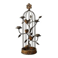 Uttermost 19227 Candle Candle Holder - Decor Universe