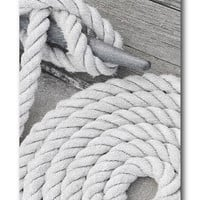 Nautical Rope Canvas | something special every day