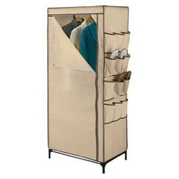 27&quot; Storage Closet with Shoe Organizer : Target