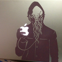 OOD Macbook Decal  Black by barnyardfx on Etsy