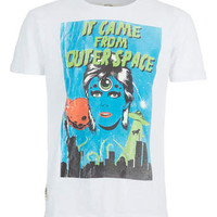 WORN BY OUTER SPACE POSTER T-SHIRT* - Men's T-Shirts & Vests - Clothing