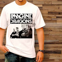 imagine dragon v4 T-Shirt by yupylup