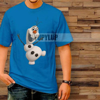OLAF crop T-Shirt by yupylup