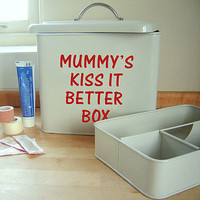 Mummy's First Aid Box