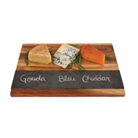 Slate Stripe Cheese Board