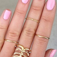 Rib Cage Ring | SABO SKIRT