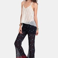 Seeking Adventure Chiffon Pants