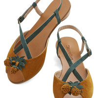 Pining for Summer Sandal | Mod Retro Vintage Sandals | ModCloth.com