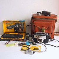 Kodak Camera Vintage 1950s1970s Mixed Lot by LoverlyVintage