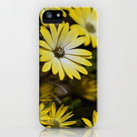 Retro Daisies iPhone & iPod Case by Shalisa Photography | Society6