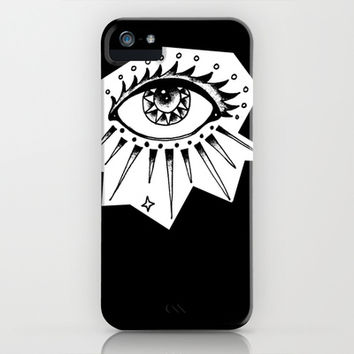 All Seeing iPhone & iPod Case by LOVEDART