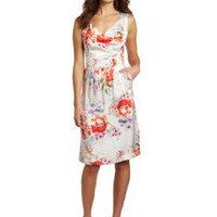 Pendleton Women's Petite Sweetheart Dress