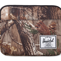 Herschel Supply Co. Real Tree Prints Anchor Sleeve for iPad