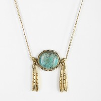 Vanessa Mooney Heaven's Door Necklace - Urban Outfitters
