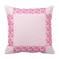 Touch Of Pink Pillow