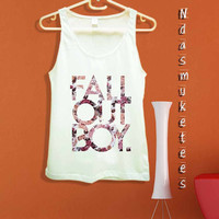 Fob flowers-Tank Top design