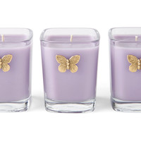 S/3 Votives French LavenderLUX FRAGRANCES