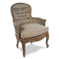 Parisian Arm Chair - Belle Escape