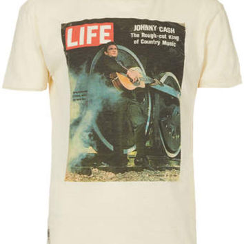 WORN BY LIFE COVER COUNTRY KING T-SHIRT* - View All Brands - Brands
