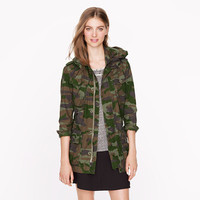 BOYFRIEND FATIGUE JACKET IN CAMO