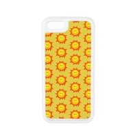 Cute Happy Sun Pattern iPhone 5C Case