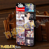 Magcon Boys Photo Collage for iPhone 4/4s/5/5s/5c - iPod 4/5 - Samsung Galaxy s3 i9300/s4 i9500 Case