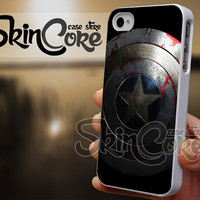 Shield OfCaptain America - iPhone 4/4s/5/5s/5c - iPod 4/5 - Samsung Galaxy s3 i9300/ s4 i9500 Case