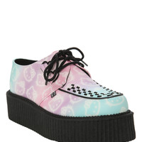 Hello Kitty T.U.K. Cotton Candy Mondo Creepers
