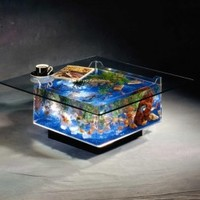Aquarium Table - Opulentitems.com