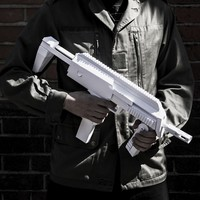 Paper Submachine Gun