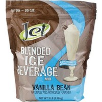 Jet Blended Ice Coffee Mix Vanilla Bean - 3lb Bag