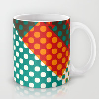 Dots Mug by SensualPatterns