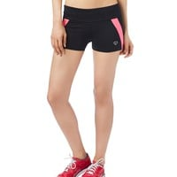 LLD Zigzag Inset Volleyball Shorts