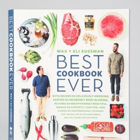 The Best Cookbook Ever By Max & Eli Sussman - Urban Outfitters