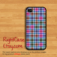 Random SCOTCH IPHONE 5S CASE Fabric Pattern iPhone Case iPhone 5 Case iPhone 4 Case Samsung Galaxy S4 S3 Cover iPhone 5c iPhone 4s Cover