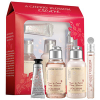 Sephora: L'Occitane : A Cherry Blossom Escape Set : bath-gift-sets