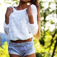 Summer Nights Top from P.S. I Love You More Boutique