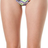 MARA HOFFMAN BRAIDED THREE STRAP BIKINI BOTTOM > Womens > Clothing > Swimwear | Swell.com