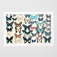 Cassia Beck Wings Art Print - Urban Outfitters